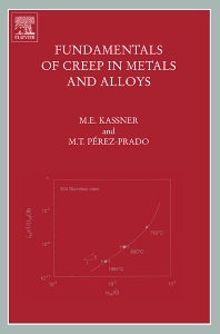 Fundamentals of Creep in Metals and Alloys - 1st Edition - ISBN: 9780080436371, 9780080532141