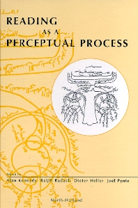 Cover image for Reading as a Perceptual Process