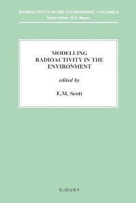Cover image for Modelling Radioactivity in the Environment