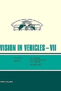 Cover image for Vision in Vehicles VII