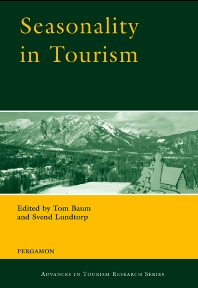 Seasonality in Tourism - 1st Edition - ISBN: 9780080436746