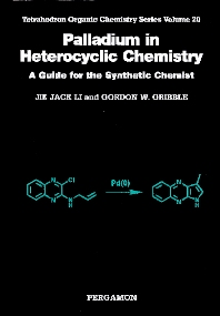 Cover image for Palladium in Heterocyclic Chemistry