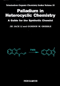 Palladium in Heterocyclic Chemistry - 1st Edition - ISBN: 9780080437057, 9780080513485
