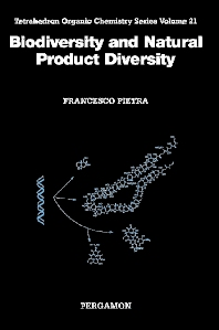 Biodiversity and Natural Product Diversity, 1st Edition,F Pietra,ISBN9780080437071