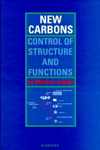 Cover image for New Carbons - Control of Structure and Functions