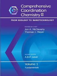 Comprehensive Coordination Chemistry II - 2nd Edition - ISBN: 9780080437484, 9780080913162