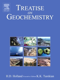 Treatise on Geochemistry - 1st Edition - ISBN: 9780080437514, 9780080548074