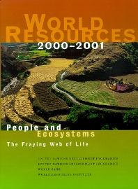 Cover image for World Resources 2000-2001