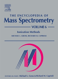 The Encyclopedia of Mass Spectrometry - 1st Edition - ISBN: 9780080438016