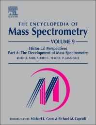 The Encyclopedia of Mass Spectrometry - 1st Edition - ISBN: 9780080438481, 9780080913254