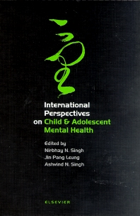 International Perspectives on Child and Adolescent Mental Health, 1st Edition,N. Singh,Dee Pang,A. Singh,ISBN9780080438610