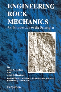 Cover image for Engineering Rock Mechanics
