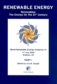 World Renewable Energy Congress VI - 1st Edition - ISBN: 9780080438658, 9780080540511