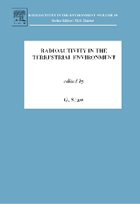 Cover image for Radioactivity in the Terrestrial Environment