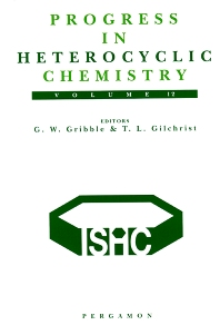 Progress in Heterocyclic Chemistry - 1st Edition - ISBN: 9780080438825, 9780080539867
