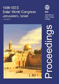 1999 ISES Solar World Congress - 1st Edition - ISBN: 9780080438955, 9780080951782