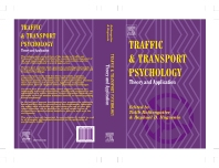 Traffic and Transport Psychology - 1st Edition - ISBN: 9780080439259, 9780080474632