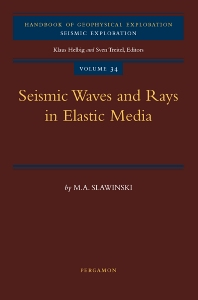 Cover image for Seismic Waves and Rays in Elastic Media