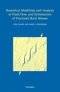 Cover image for Numerical Modelling and Analysis of Fluid Flow and Deformation of Fractured Rock Masses