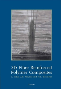 Cover image for 3D Fibre Reinforced Polymer Composites