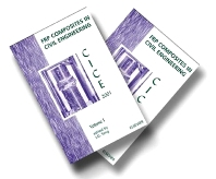 FRP Composites in Civil Engineering - 1st Edition - ISBN: 9780080439457, 9780080523705