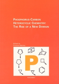 Phosphorus-Carbon Heterocyclic Chemistry, 1st Edition, Mathey,ISBN9780080439525