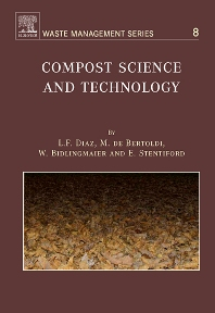 Cover image for Compost Science and Technology