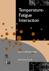 Temperature-Fatigue Interaction - 1st Edition - ISBN: 9780444544643, 9780080542324