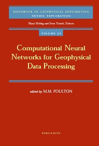 Cover image for Computational Neural Networks for Geophysical Data Processing