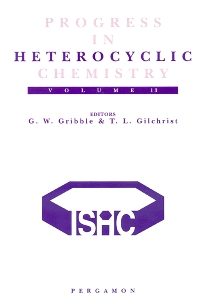 Progress in Heterocyclic Chemistry - 1st Edition - ISBN: 9780080440064, 9780080539874