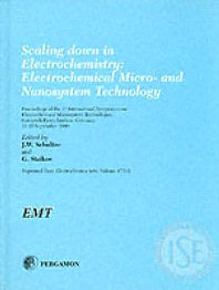 Scaling down in Electrochemistry: Electrochemical Micro- and Nanosystem Technology - 1st Edition - ISBN: 9780080440149
