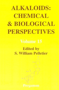 Alkaloids: Chemical and Biological Perspectives, 1st Edition,S.W. Pelletier,ISBN9780080440255