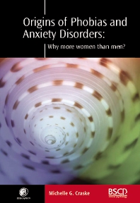 Cover image for Origins of Phobias and Anxiety Disorders