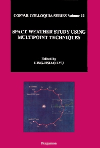 Cover image for Space Weather Study Using Multipoint Techniques