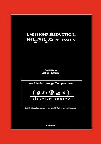 Emissions Reduction: NOx/SOx Suppression, 1st Edition,A. Tomita,ISBN9780080440897