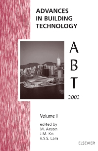 Advances in Building Technology - 1st Edition - ISBN: 9780080441009, 9780080526638