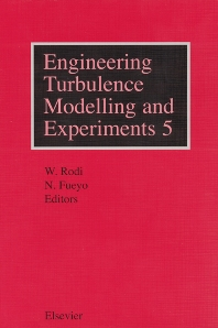 Cover image for Engineering Turbulence Modelling and Experiments 5