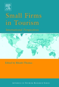 Small Firms in Tourism - 1st Edition - ISBN: 9780080441320