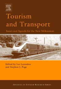 Tourism and Transport - 1st Edition - ISBN: 9780080441726