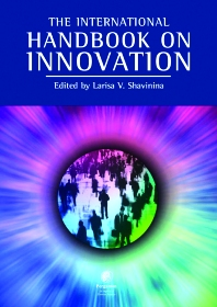 Cover image for The International Handbook on Innovation