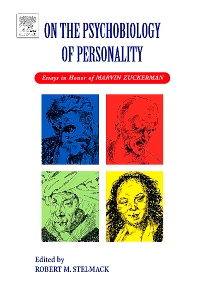 Cover image for On the Psychobiology of Personality