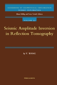 Cover image for Seismic Amplitude Inversion in Reflection Tomography