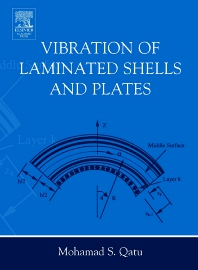 Cover image for Vibration of Laminated Shells and Plates