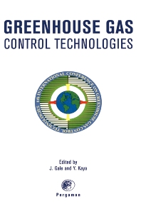 Cover image for Greenhouse Gas Control Technologies - 6th International Conference