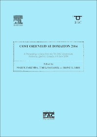 Cover image for Cost Oriented Automation 2004
