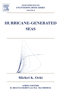 Cover image for Hurricane Generated Seas