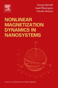 Cover image for Nonlinear Magnetization Dynamics in Nanosystems