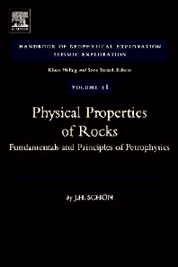 Physical Properties of Rocks, 1st Edition,Juergen Schön,ISBN9780080443461