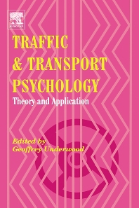 Cover image for Traffic and Transport Psychology