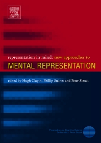 Representation in Mind, 1st Edition,Hugh Clapin,Phillip Staines,Peter Slezak,ISBN9780080443942